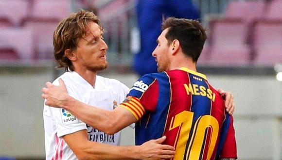 Barcelona y Real Madrid candidatos a mejor equipo del sigo (Foto: Reuters)