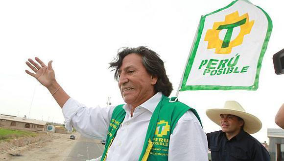 Contadora de los Capuñay quiere hacerse de logo de Perú Posible