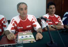 Falleció Vladimir Popovic, entrenador que dirigió a la selección peruana