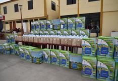 Tacna: entregan a juntas vecinales mochilas con implementos para la desinfección | VIDEO