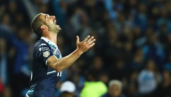 Racing vs. Arsenal: así fue el gol de Lisandro López para el triunfo de la 'Academía' por Superliga   VIDEO. (Foto: AFP)