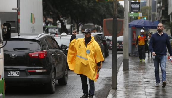 En Lima Oeste, la temperatura máxima llegaría a 18°C, mientras que la mínima sería de 15°C. (Fotos: Mario Zapata Nieto)
