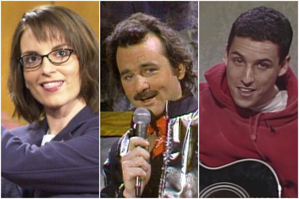 "Tina Fey, Bill Murray y Andy Samberg han pasado por ""Saturday Night Live"". (Foto: NBC)"
