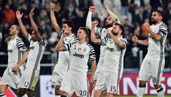 Juventus venció 1-0 a Porto y avanzó a cuartos de Champions. (Foto: AFP)