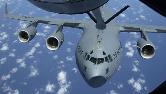 Crisis en Venezuela: Aviones militares de Estados Unidos aterrizaron en Catam, Colombia. (Foto referencial, AP).