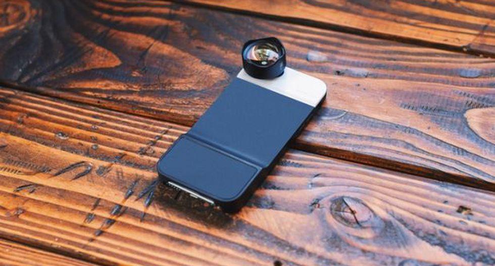 Gadgets: funda transforma tu iPhone en una cámara profesional