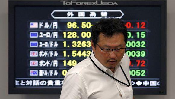 Bolsas asiáticas continúan con resultados negativos