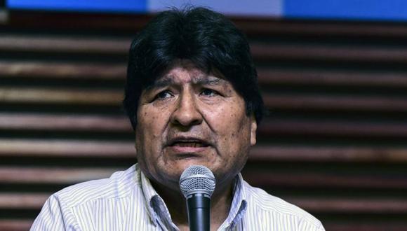 El expresidente Evo Morales (2006-2019), refugiado en Argentina tras renunciar en noviembre del año pasado, había acudido ante la corte constitucional de La Paz para que anulara la decisión del TSE y le permitiera ser candidato por la región central de Cochabamba. (Foto: Archivo/RONALDO SCHEMIDT/AFP).