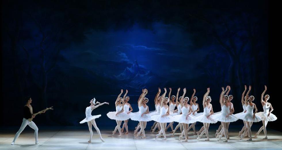 El lago de los cisnes 2019, en el Teatro Municipal de Lima. (Foto: Difusión)