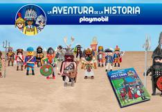 Playmobil, la aventura de la historia