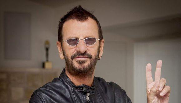 Ringo Starr festeja con un show virtual sus 80 primaveras por la pandemia. (Foto: EFE)
