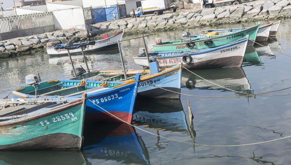 Gracias al proyecto impulsado por el Consorcio Camisea para la reconstrucción del Desembarcadero de San Andrés, hoy acogen 630 embarcaciones en el terminal pesquero.