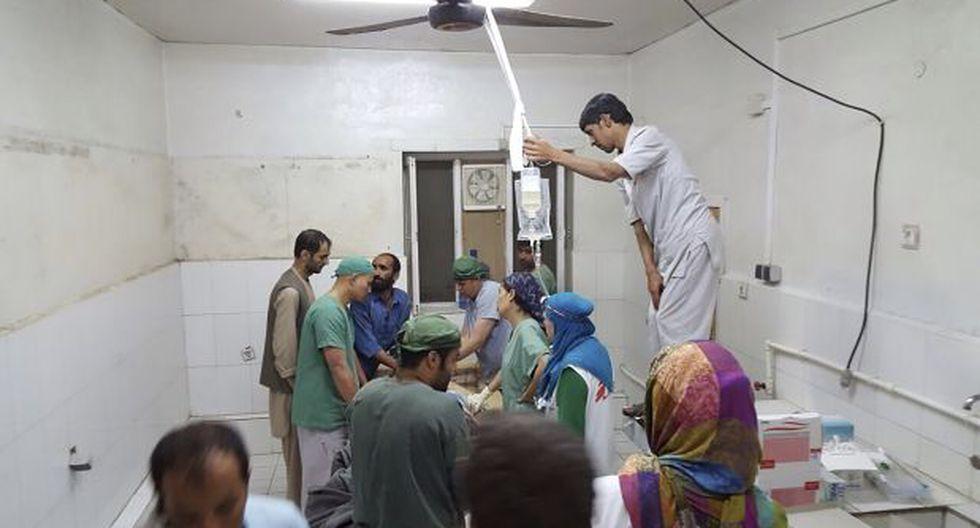 Afganistán: MSF dice que no había talibanes en hospital atacado