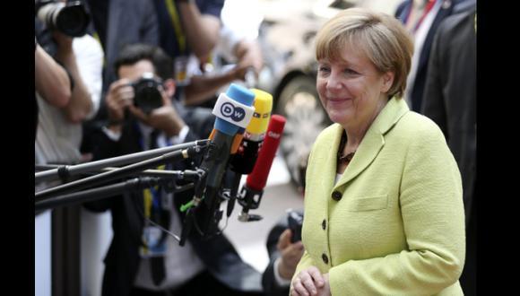 Alemania homenajea a Angela Merkel en su 60 cumpleaños