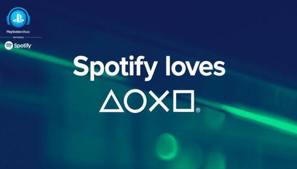 Spotify y Sony lanzarán servicio de música para PlayStation