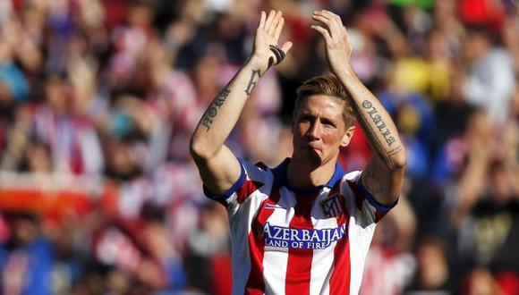 Simeone confirma al 'Niño' Torres como titular ante Real Madrid