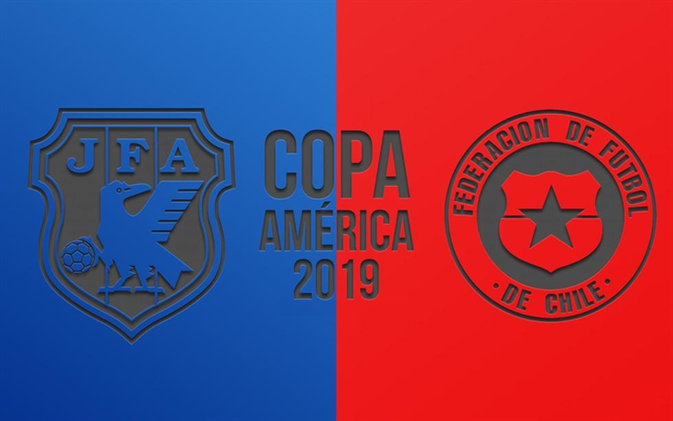 Chile vs. Japón EN VIVO ONLINE vía DirecTV Sports: juegan por el Grupo C de la Copa América 2019. | Foto: Captura