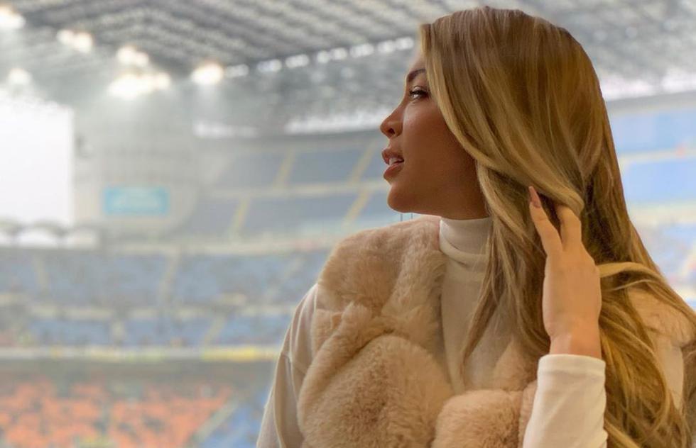 Sheyla Rojas tendría de nueva pareja a jugador del Inter de Milán. (Imagen: ATV)