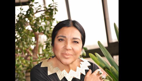Meche Correa, la diseñadora que tiene el Perú como tendencia, trata de recuperarse del impacto de la pandemia en la industria de la moda. (Foto Hiran Correa)