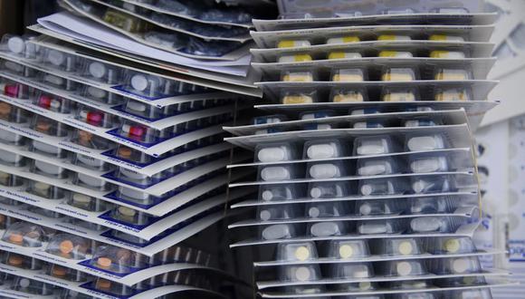 La ola de drogas sintéticas disfrazadas de medicamentos se iniciarían en laboratorios de China y México, según la DEA. (Foto: Patrick T. Fallon / AFP)