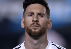 Lionel Messi también se une a la campaña de protesta contra el racismo tras el asesinato de George Floyd