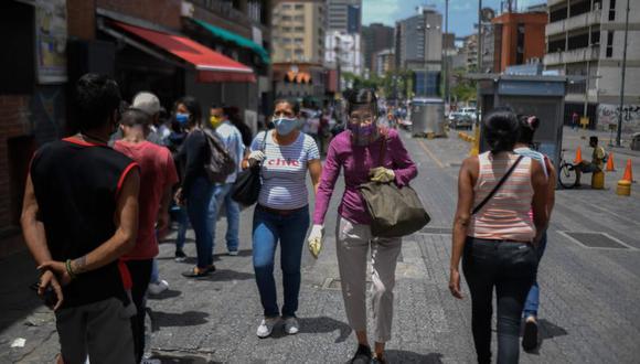 Coronavirus en Venezuela | Últimas noticias | Último minuto: reporte de infectados y muertos hoy, martes 06 de octubre del 2020 |  Foto: AFP / Federico PARRA