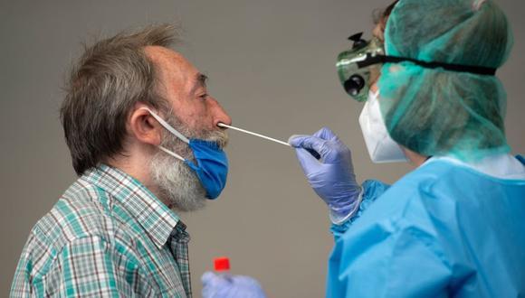 Coronavirus en España | Últimas noticias | Último minuto: reporte de infectados y muertos hoy, martes 18 de agosto del 2020 | Covid-19 | (Foto: ANDER GILLENEA / AFP).