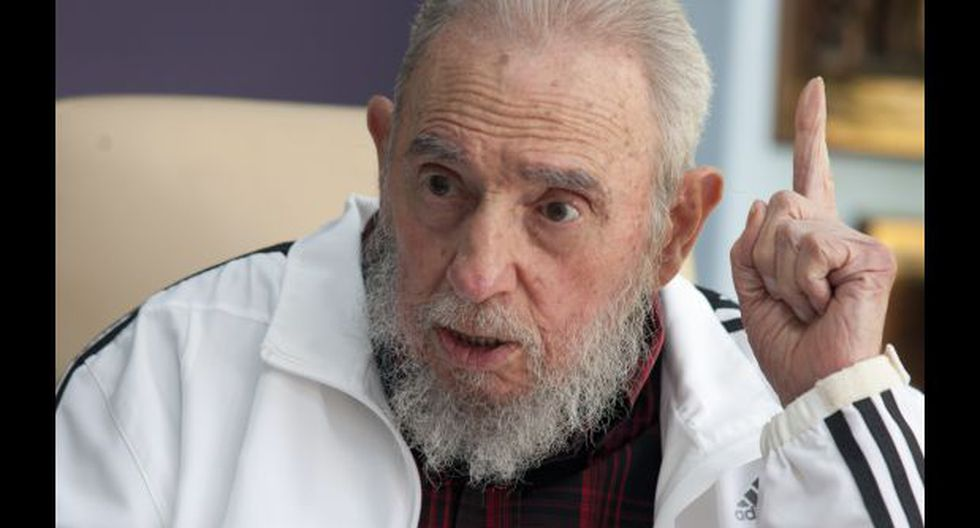 Fidel Castro comparó a la OTAN con las SS nazis