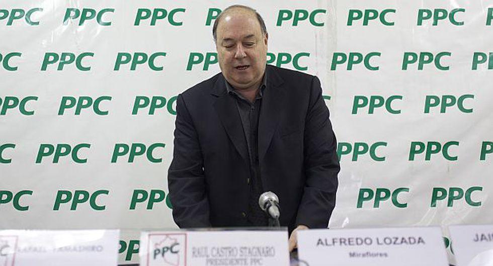 """""""Es prematuro decir que hay lista única del PPC a la alcaldía"""""""