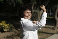 Susel Paredes encabeza lista de precandidatos al Congreso del Partido Morado