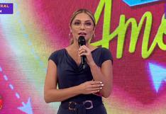 """Karina Rivera se despidió de """"La ruta del amor"""": programa será reemplazado por telenovela turca"""