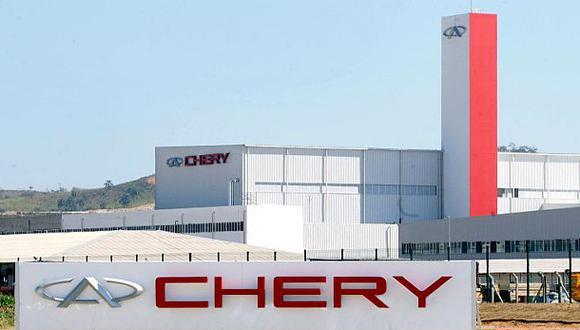 China Chery inauguró su primera planta automotriz en Brasil