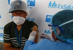 ¿Cómo viene avanzando la vacunación contra el COVID-19 en mayores de 80 años?