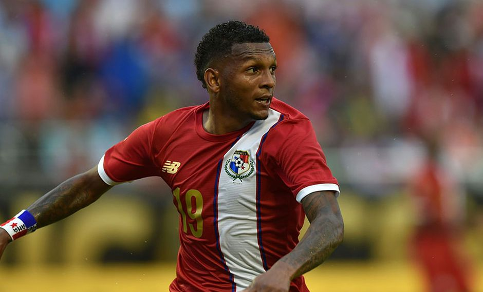 Alberto Quintero estará con Panamá para enfrentar a Brasil. (Foto: AFP)