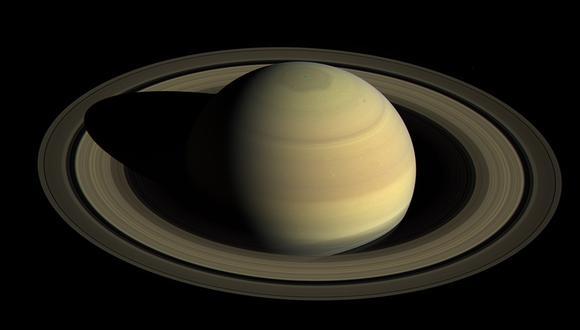Los recién descubiertos satélites de Saturno tienen una media de cinco kilómetros de diámetro. (Foto: NASA/JPL-Caltech/Space Science Institute)