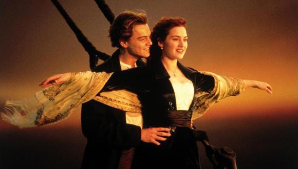 Titanic cumple 21 años: postales del clásico de James Cameron   Películas   Kate Winslet   Leonardo DiCaprio