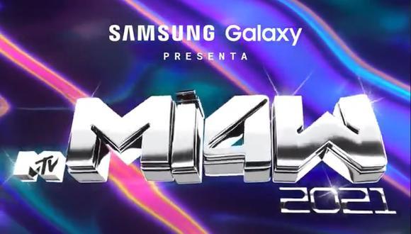 """Los MTV MIAW 2021 por fin llegaron con un desfile de celebridades que recibieron su """"Gatito"""" máximo galardón. (Foto: MTV)"""