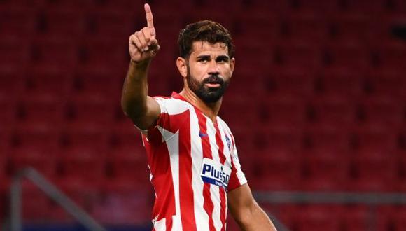 El Al Hilal de André Carrillo estaría interesado en contratar a Diego Costa. (Foto: AFP)
