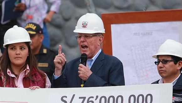 PPK dice que castigará a las empresas corruptas en el Perú