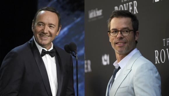 Kevin Spacey y Guy Pearce (Foto: AP / Reuters)