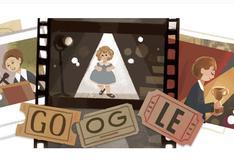 Shirley Temple: Doodle de Google rinde homenaje a la actriz, bailarina y diplomática de Estados Unidos