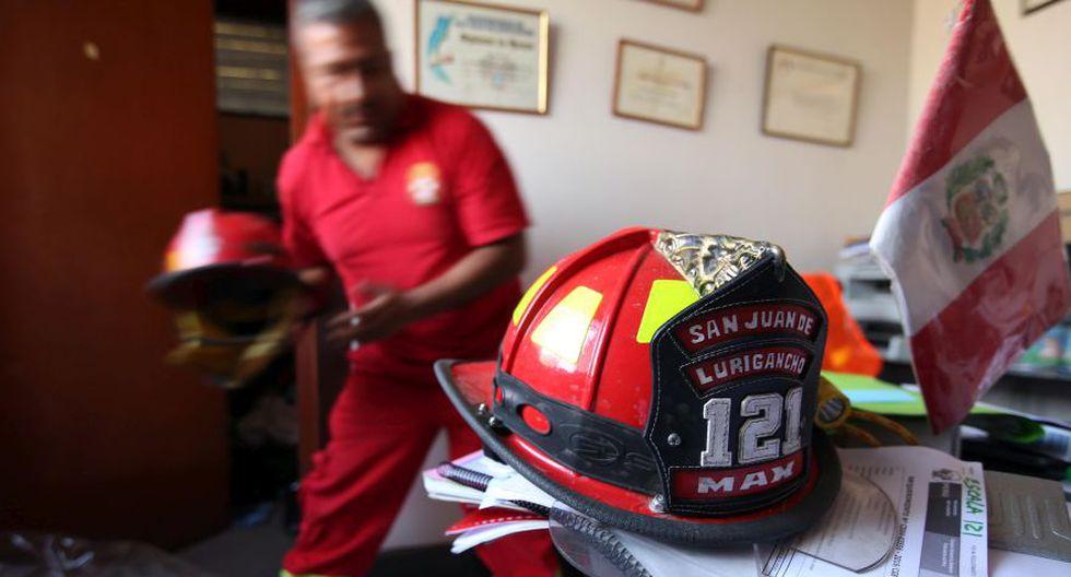 En estas condiciones trabajan los bomberos de Lima [FOTOS] - 10