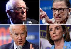 Los años pesan: los septuagenarios líderes de la política estadounidense