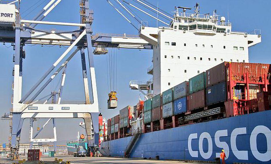 Cosco Shipping es la empresa internacional más grande del mundo en el tema portuario y naviero, destacó el presidente Vizcarra.(Foto: Reuters)