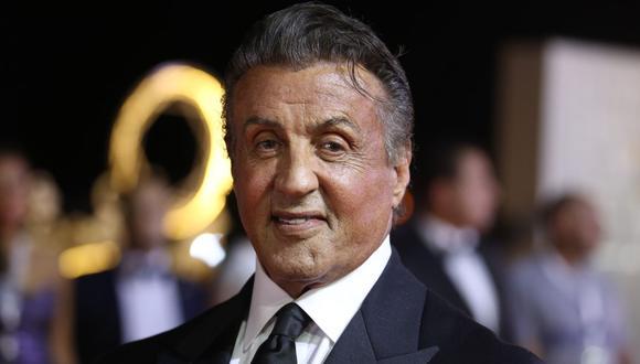 """Sylvester Stallone revela que """"Demolition Man 2"""" puede """"estar en camino"""". (Foto: AFP)"""
