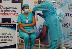 Vacunas COVID-19: Moquegua finalizó su primera fase de inmunización contra el coronavirus   VIDEO