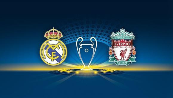 Real Madrid vs. Liverpool: a qué hora y qué canal transmite la final de  Champions 2018 | DEPORTE-TOTAL | EL COMERCIO PERÚ