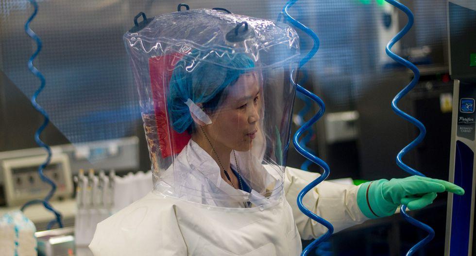 Estados Unidos cree que el coronavirus se originó en el laboratorio de Wuhan, en China. (Foto: AFP / JOHANNES EISELE).