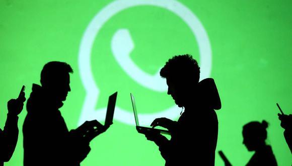 Con la ayuda de otras apps puedes ver algunos datos  y métricas de tus conversaciones de WhatsApp. (Foto: Reuters)