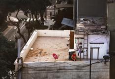 Horizontes de agua y cemento, el arte fotográfico producido durante la cuarentena